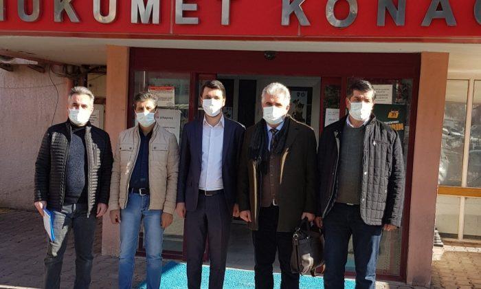 AK Parti Yahyalı ilçe teşkilatından 3 isme suç duyurusu