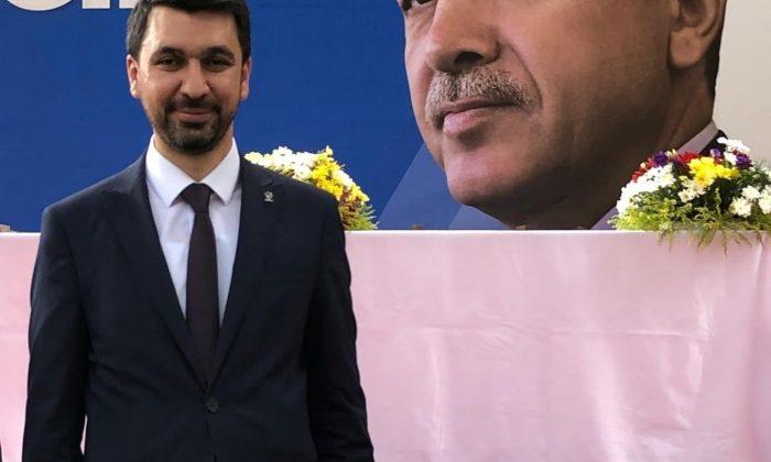 AK Parti Yahyalı İlçe Başkanı Türkmenoğlu'nun korona testi pozitif çıktı