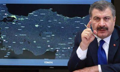 Bakan Koca Açıkladı.. Kayseri'de Düşüş %35