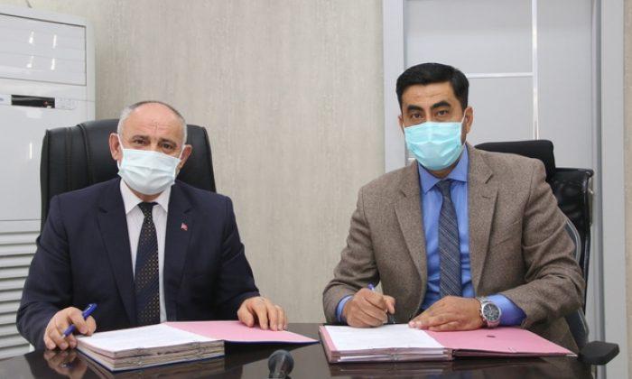 Yahyalı Belediyesi ile Hizmet İş Sendikası arasında toplu iş sözleşmesi imzalandı