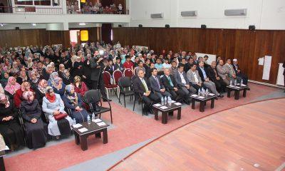Aile İçi İletişim Konferansı Yapıldı
