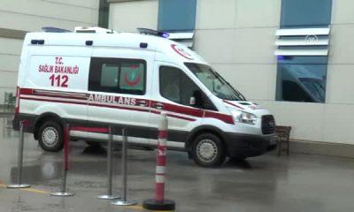 Yahyalı'da Balkondan Düşen Kişi Yaralandı