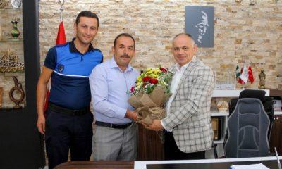 Başkan Öztürk, Zabıta Haftasını personeliyle kutladı
