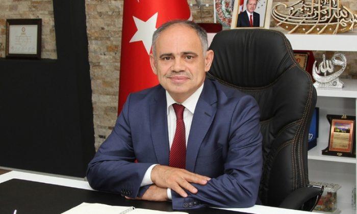 Başkan Öztürk'ün covid testi pozitif çıktı