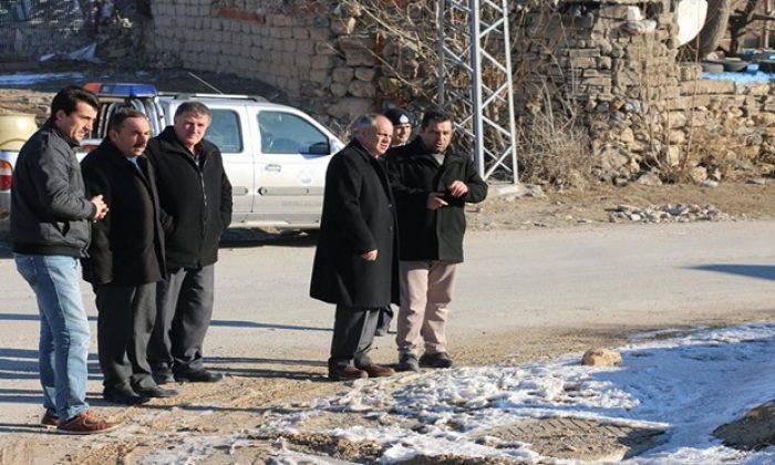 Belediye Yeni Yollar Açmaya Devam Ediyor