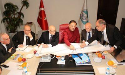 Büyükşehir'den Planlama Toplantısı