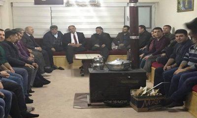 Dikmeliler Kayseri'de Arabaşı Gecesi Düzenledi