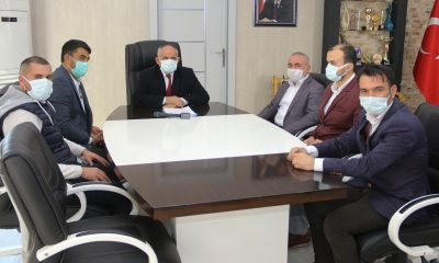 Hizmet-İş ile Yahyalı Belediyesi İmar A.Ş. arasındaki görüşmeler başladı