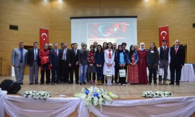 İstiklal Marşı Okuma Yarışması Yapıldı