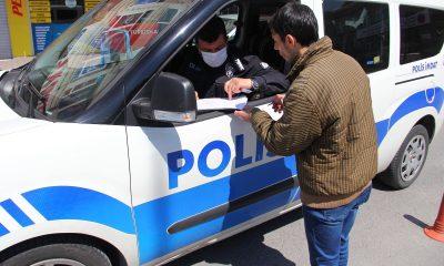 Kayseri'de İlk Ceza Yazıldı