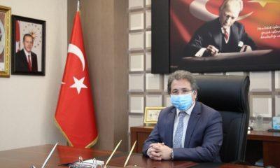 İl Sağlık Müdürü Ali Ramazan Benli'den ilçelere yapılan hastanerle ilgili açıklama