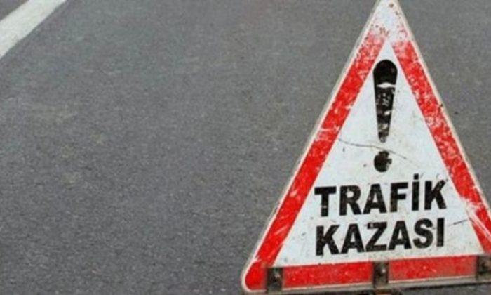 Kocahacılı Yolunda Kaza: 1 ölü, 2 yaralı