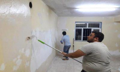 Furya Derneği, Köy Okulunun Çehresini Değiştirdi