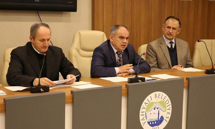 Meclis Yeni Yılın İlk Toplantısını Yaptı