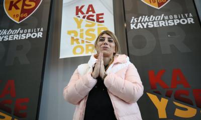 Süper Lig'in ilk kadın başkanı Yahyalı'lı