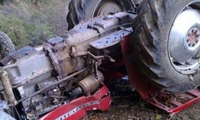 Yine Traktör Kazası, Yine Ölüm