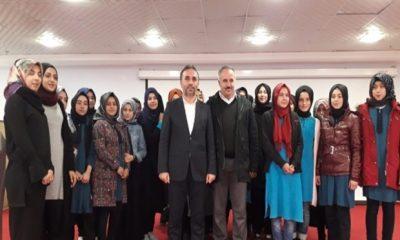 Yarının Türkiye'si İdealist Gençlerin Omzunda Yükselecek