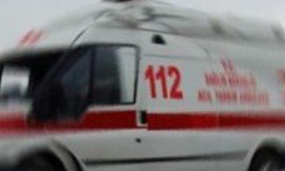 Üstüne Televizyon Düşen Çocuk Yaralandı
