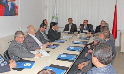 Yahyalı Belediyesinde İlk Meclis Toplantısı Yapıldı