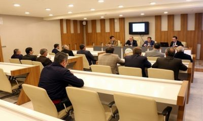 Yahyalı Belediye Meclisi Mart Ayı Toplantısını Yaptı