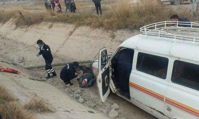 Yahyalı'da minibüs kazası – 1 ölü
