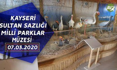 Sultan Sazlığı Milli Parklar Müzesi