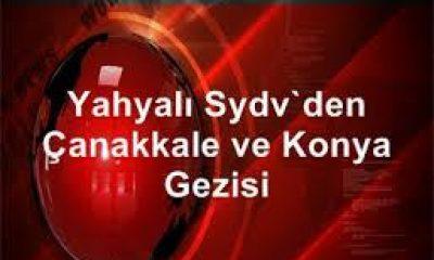 Çanakkale ve Konya Gezi Programı