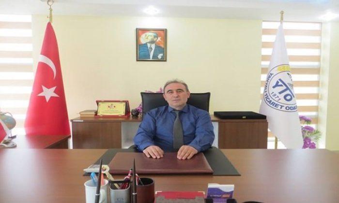 Yahyalı Ticaret Odası Yeni Başkanını Seçti