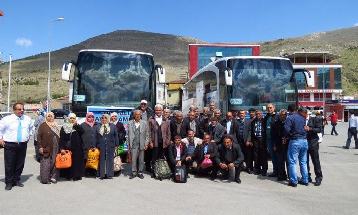 90 Kişiye Çanakkale Gezisi