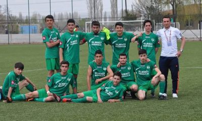 Yahyalıspor(U-19) İlk Mağlubiyetini Aldı