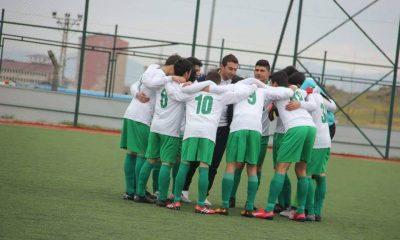 Yahyalıspor U19'da Hedef Şampiyonluk