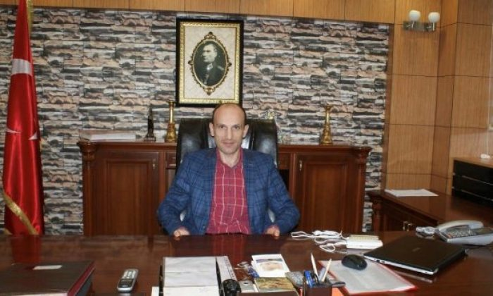Kaymakam Altıner 'Suveyda' Filminin Setini Ziyaret Etti